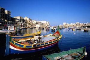 Island of Malta.